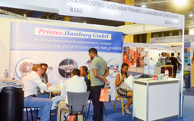 Ethiopia PPPEXPO 2020 - Plastic Printing Packing Exhibition Africa